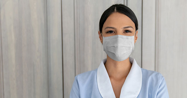 Does your staff wear personal protective equipment, like masks and gloves?