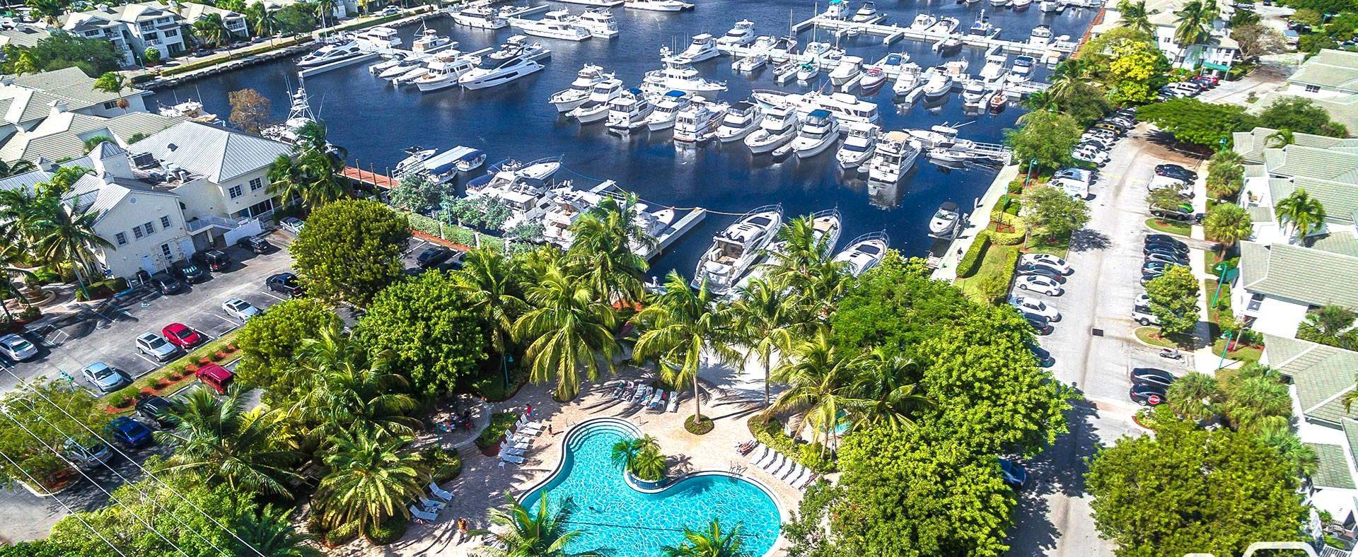 Location of TRYP by Wyndham Maritime Fort Lauderdale, Florida