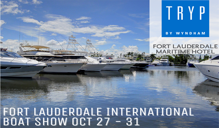 Boat Show Package